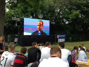 Public Viewing Metzingen