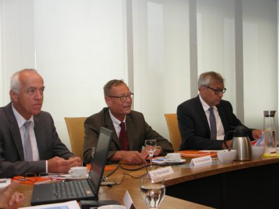 Stawag Vorstand PK 2017